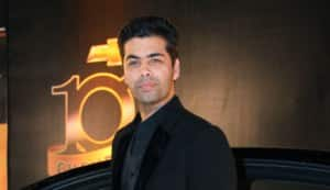 Karan Johar to compete with buddy Aditya Chopra!