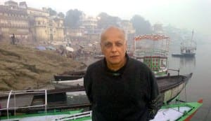 Mahesh Bhatt shoots for a documentary based on eminent thinker UG Krishnamurti's life