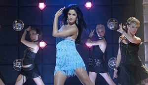 Why can't Katrina Kaif look cheap doing bold dance moves?