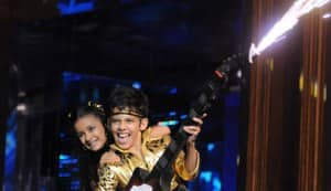 Darsheel Safary out of Jhalak Dikhhla Jaa 5!