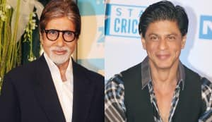 Amitabh Bachchan and Shahrukh Khan to work together in R Balki's next!