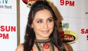 Is Rani Mukerji getting set to be the Chopra bahu?
