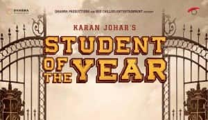 STUDENT OF THE YEAR trailer: Will Karan Johar's protégés pass the test?
