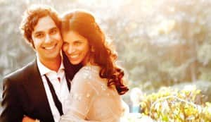 'The Big Bang Theory' actor Kunal Nayyar gets married in Bollywood style!