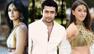 Suriya will romance two leading ladies in 'Singam 2′