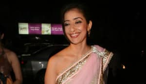 Manisha Koirala reinvents her career in Mollywood