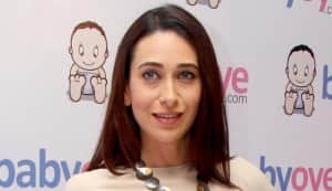 Karisma Kapur invests in baby products website