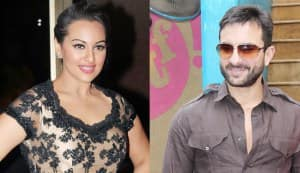 Sonakshi Sinha has a new 40-plus co-star – Saif Ali Khan!