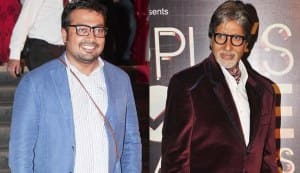 Amitabh Bachchan-Anurag Kashyap to work together in two films this year
