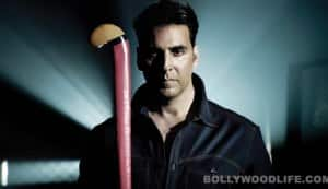 Akshay Kumar roots for Hockey India League!