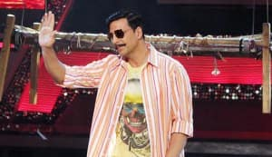 Akshay Kumar insured for Rs 50 crore for 'Rowdy Rathore'