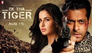 Ek Tha Tiger box office report: Salman Khan's spy thriller grosses Rs 150 crore!