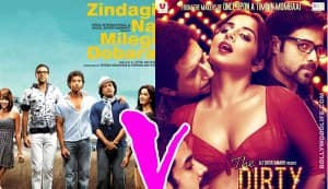 IIFA Awards 2012 nominations: 'Zindagi Na Milegi Dobara' vs 'The Dirty Picture'
