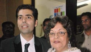 Karan Johar's mom Hiroo Johar turns 70