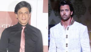 Why did Shahrukh Khan reject Hrithik Roshan's offer?