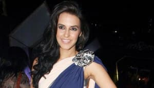 Can Neha Dhupia pull off a Sharon Stone?