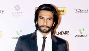 How did Ranveer Singh deal with his serious back injury?