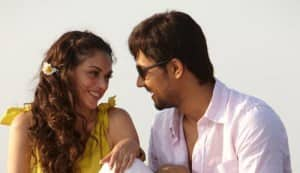 Murder 3 stills: Randeep Hooda, Sara Loren and Aditi Rao Hydari are a sizzling hot threesome!