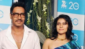Ajay Devgn and Kajol: Happy 14th wedding anniversary!