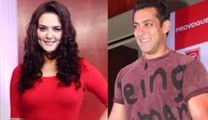 Preity Zinta ropes in Salman Khan for 'Ishkq in Paris'