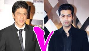 Is the Shahrukh Khan-Karan Johar 'dosti' going kaput?