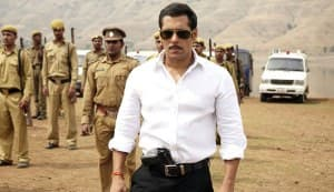 Dabangg, Singham and Ab Tak Chhappan to motivate Uttar Pradesh cops!