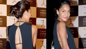 Lisa Haydon looks super hot at an award show!