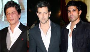 Shahrukh, Hrithik, Farhan to be on Arjun Rampal's TV show?