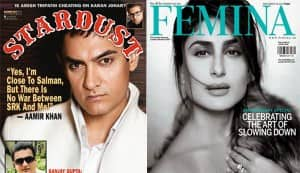 Talaash actors Aamir Khan and Kareena Kapoor are the new cover icons!