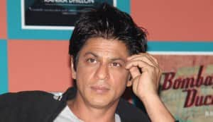 Shahrukh Khan: My life is not an open book