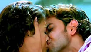 Who will Hrithik kiss next?