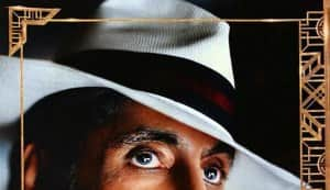 Amitabh Bachchan gets his own poster for The Great Gatsby!