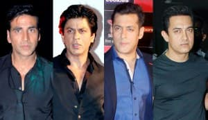 Is Akshay Kumar really bigger than the Khans?