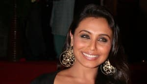 Rani Mukerji wants to be the Meryl Streep of India