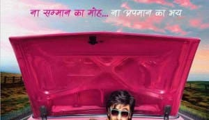 BESHARAM first look: Ranbir Kapoor is shamelessly dressed