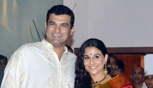 Vidya Balan marries Siddharth Roy Kapur: view pics and video!