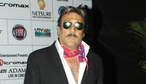 Why is Jackie Shroff going South?