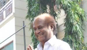 Rajinikanth meets fans on his birthday!