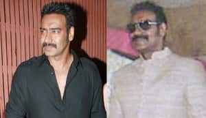 Why is Ajay Devgn looking like a 'goonda'?