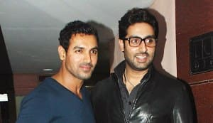 Did Abhishek Bachchan-John Abraham say 'yes' to Vettai remake?