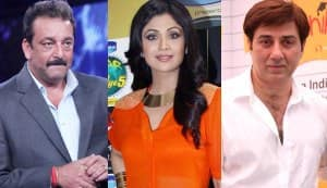 Sunny Deol replaces Sanjay Dutt in Shilpa Shetty's home production