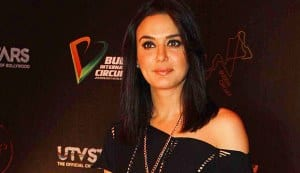 What's troubling Preity Zinta?
