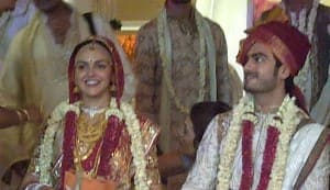 Esha Deol and Bharat Takhtani wedding photos: revealed!