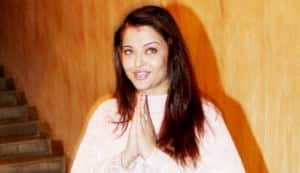 Aishwarya Rai Bachchan's first public appearance after delivering the baby