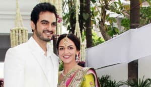 What will Esha Deol wear on her wedding day?