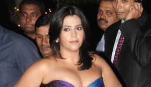 Ekta Kapoor wants to lose weight!