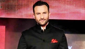 Saif Ali Khan to play Nehru in Gurinder Chadha's film?