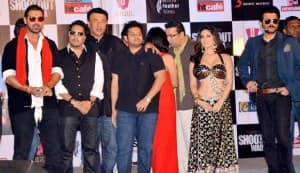 Shootout At Wadala music launch: John Abraham, Anil Kapoor and Sunny Leone set the stage on fire – view pics!