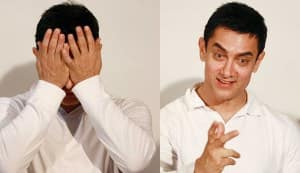 Aamir Khan gets candid!