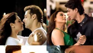 Rani Mukerji birthday special: Salman, Shahrukh, Aamir, Saif…which Khan looks hot with her?